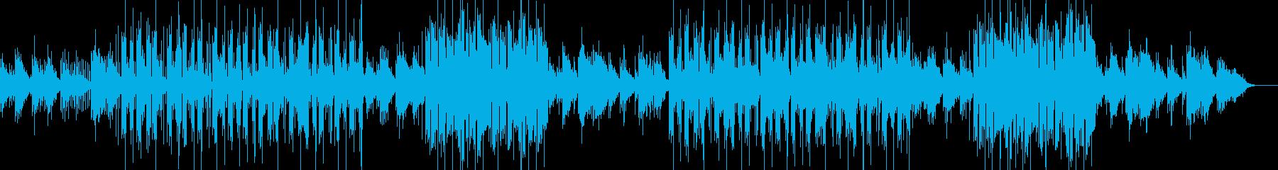 せつなくメロウなソウル系Slowチルの再生済みの波形