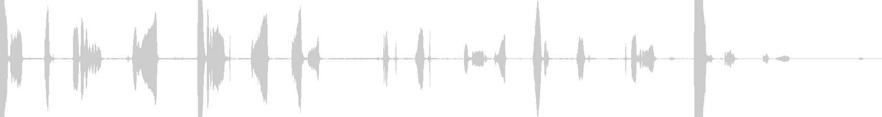 キャメルキャメルモーン、ロングの未再生の波形