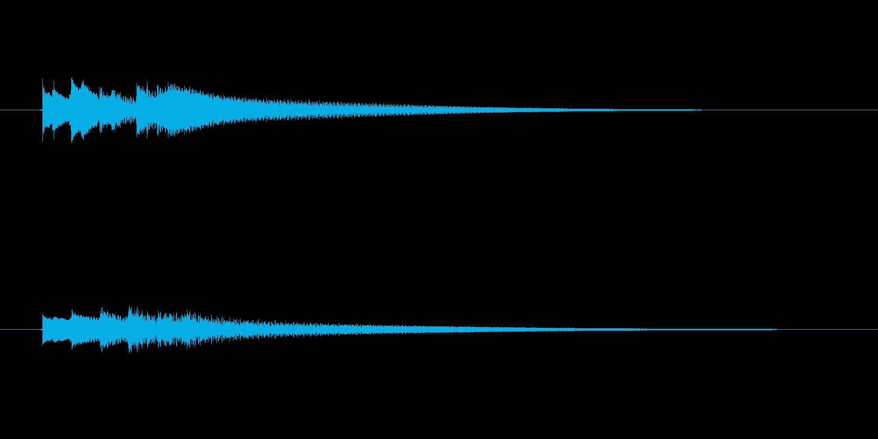 ソファミレド 変身の再生済みの波形