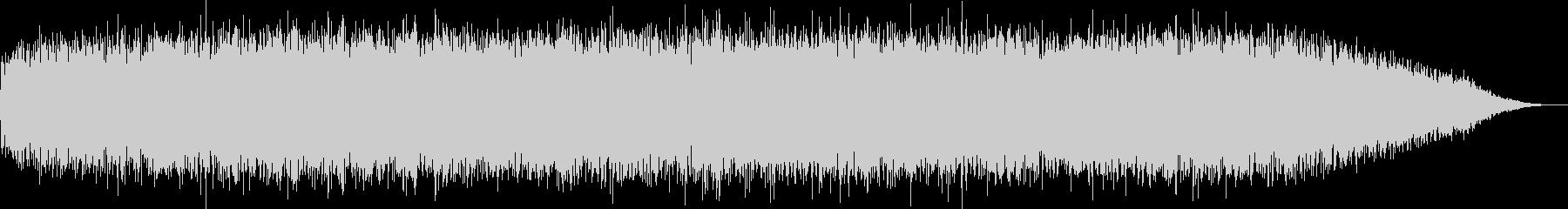 アンダーグラウンドイメージ環境音の未再生の波形
