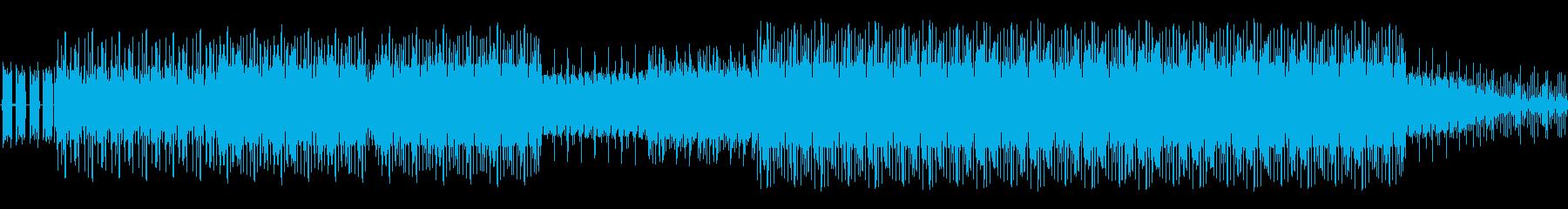 チルラウンジ。の再生済みの波形