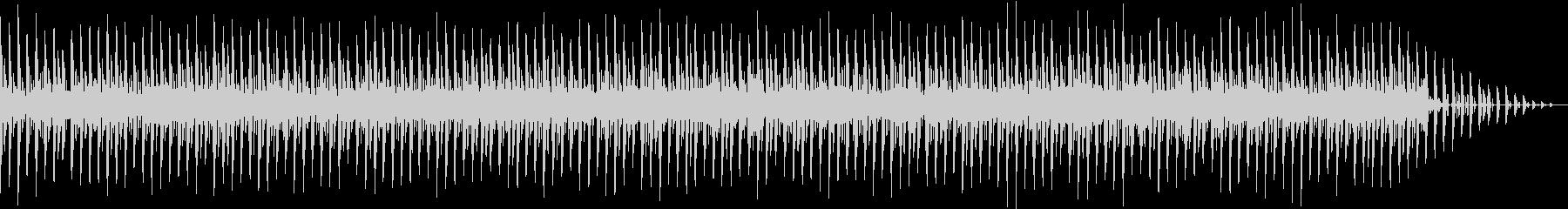 何かを考える時とかに使えそうな音楽ですの未再生の波形