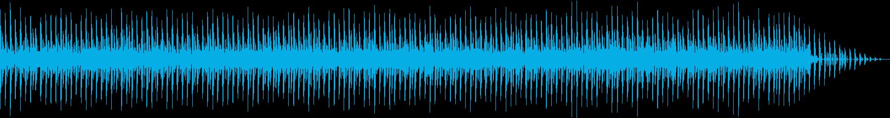 何かを考える時とかに使えそうな音楽ですの再生済みの波形