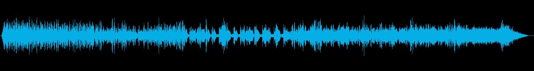 パワーハム損傷伝送の再生済みの波形