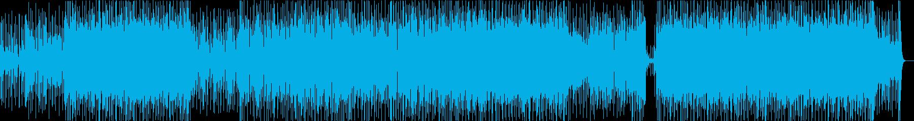 元気で明るいポップロック/OP・CM向けの再生済みの波形