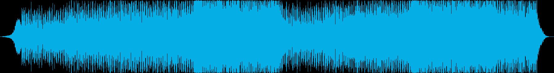 映画音楽、シネマティック映像向け-16の再生済みの波形