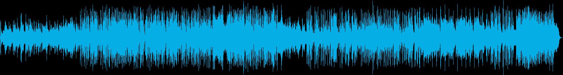 アラブ 感情的 静か ハイテク 気...の再生済みの波形