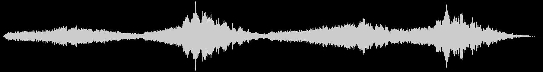PADS クジラの歌01の未再生の波形