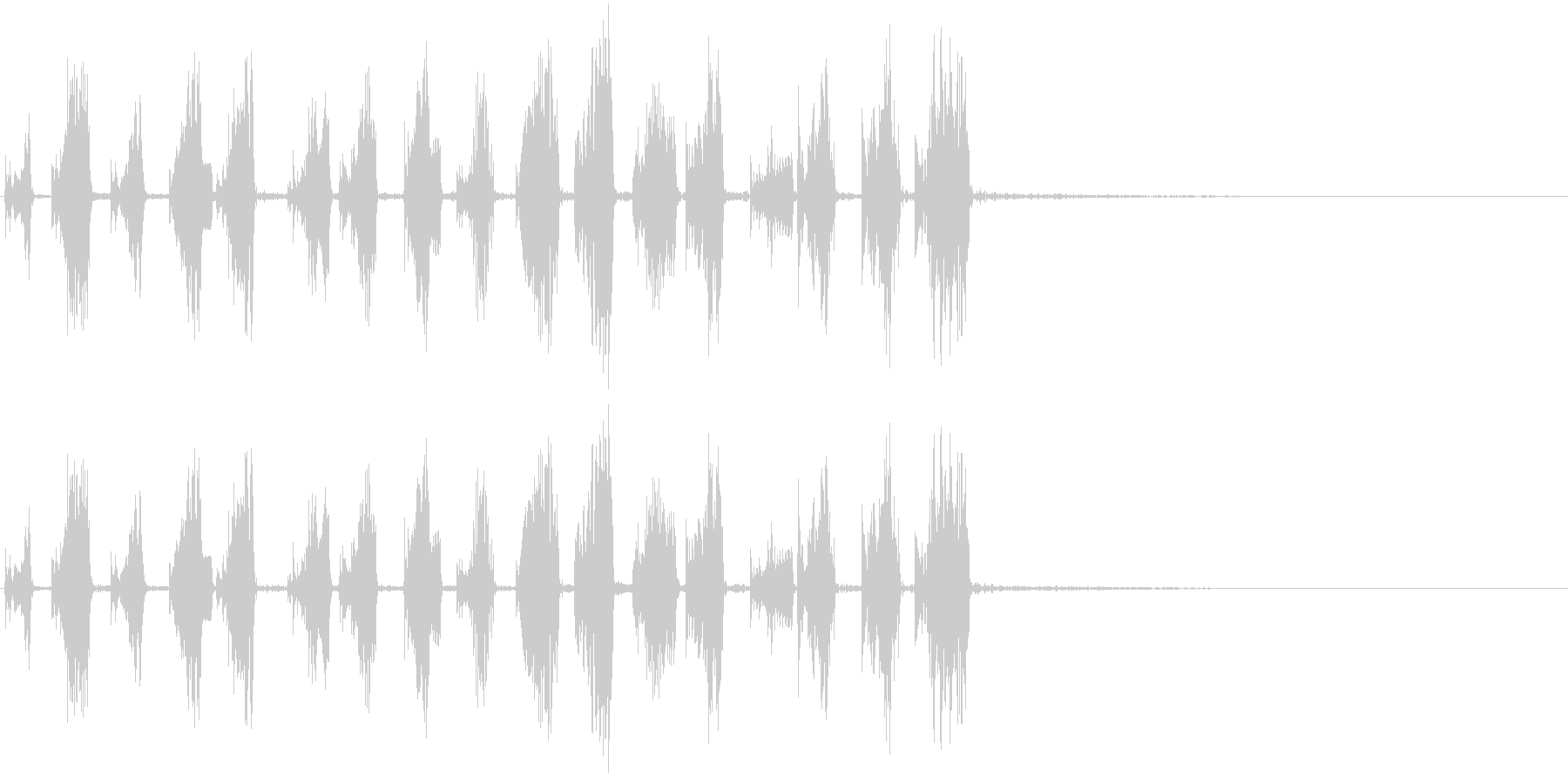 アコーデオン:シリー・タンブル・ダ...の未再生の波形