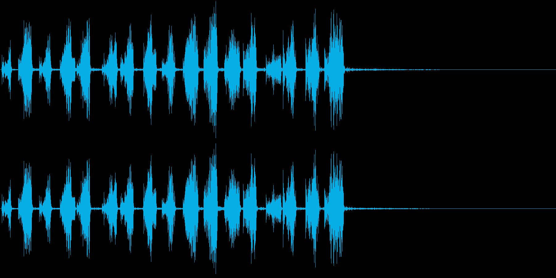アコーデオン:シリー・タンブル・ダ...の再生済みの波形