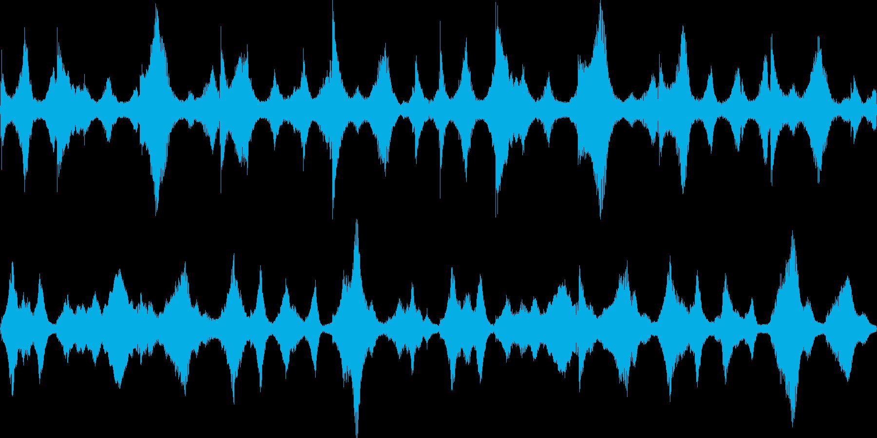 k005警告音/呼び出し音★ループ仕様の再生済みの波形