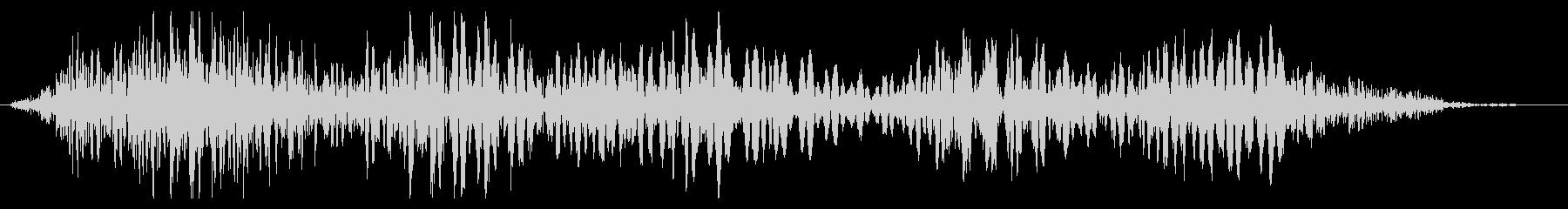 モンスター:スローローガッチュラル...の未再生の波形