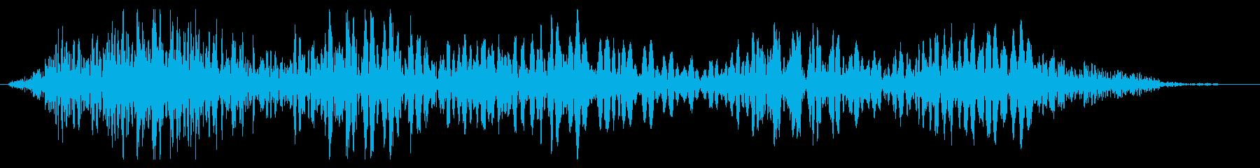 モンスター:スローローガッチュラル...の再生済みの波形
