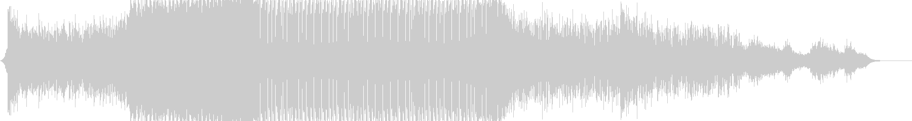 A tough EDM for video and commercials's unreproduced waveform