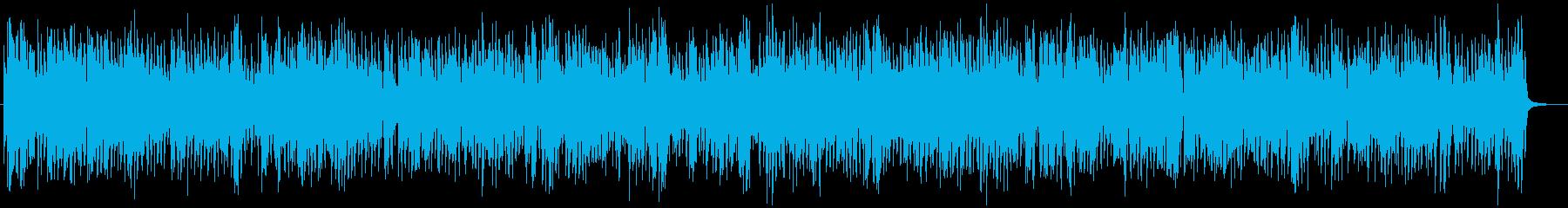「Dixieland」は、ニューオ...の再生済みの波形