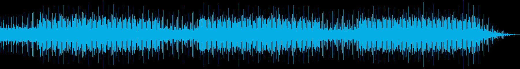 ちょっと切ない爽やか電子音楽_Bの再生済みの波形
