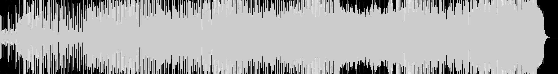 ほのぼの可愛いリコーダーの音色の未再生の波形