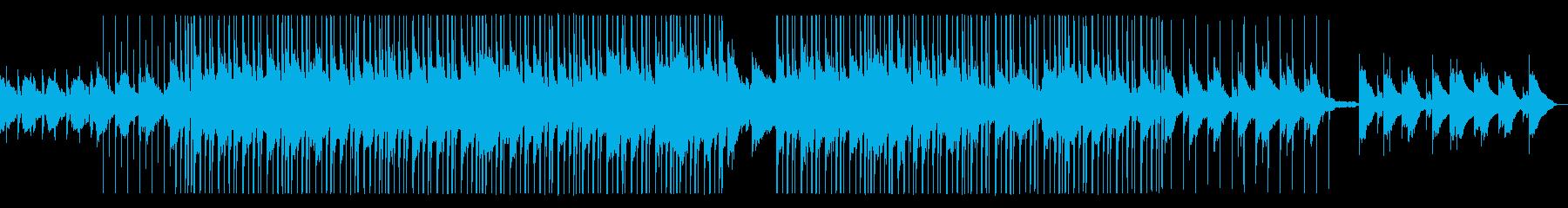 Lofi Hiphop 哀愁ギターの再生済みの波形