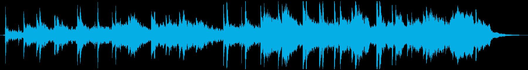 現代的 交響曲 モダン 実験的 ア...の再生済みの波形