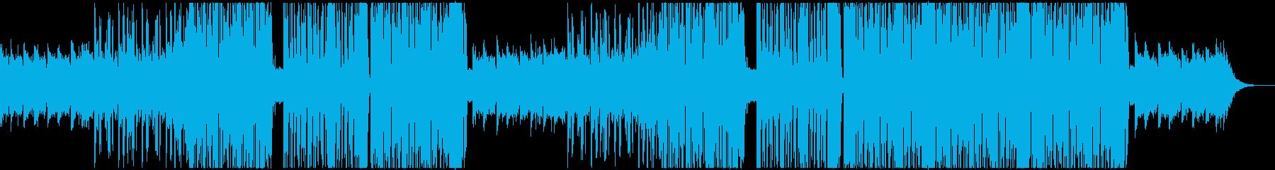 企業VP・フューチャーベースの再生済みの波形