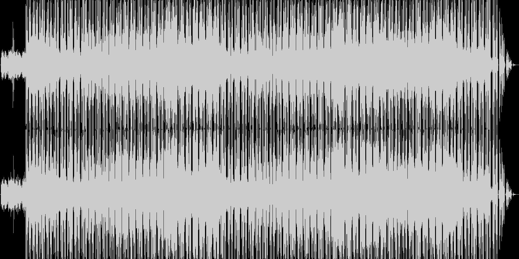 1111 EX sht mix2の未再生の波形