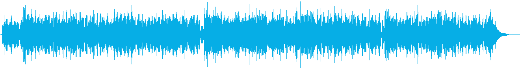 鈴入りジングルベル アコギカントリー冬の再生済みの波形