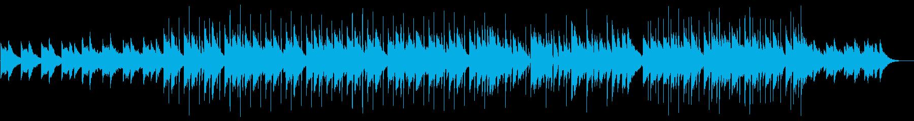 【生演奏】爽やかで、少し物悲しいアコギの再生済みの波形