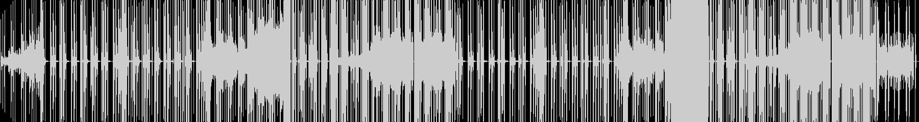 Dance/Electricの未再生の波形