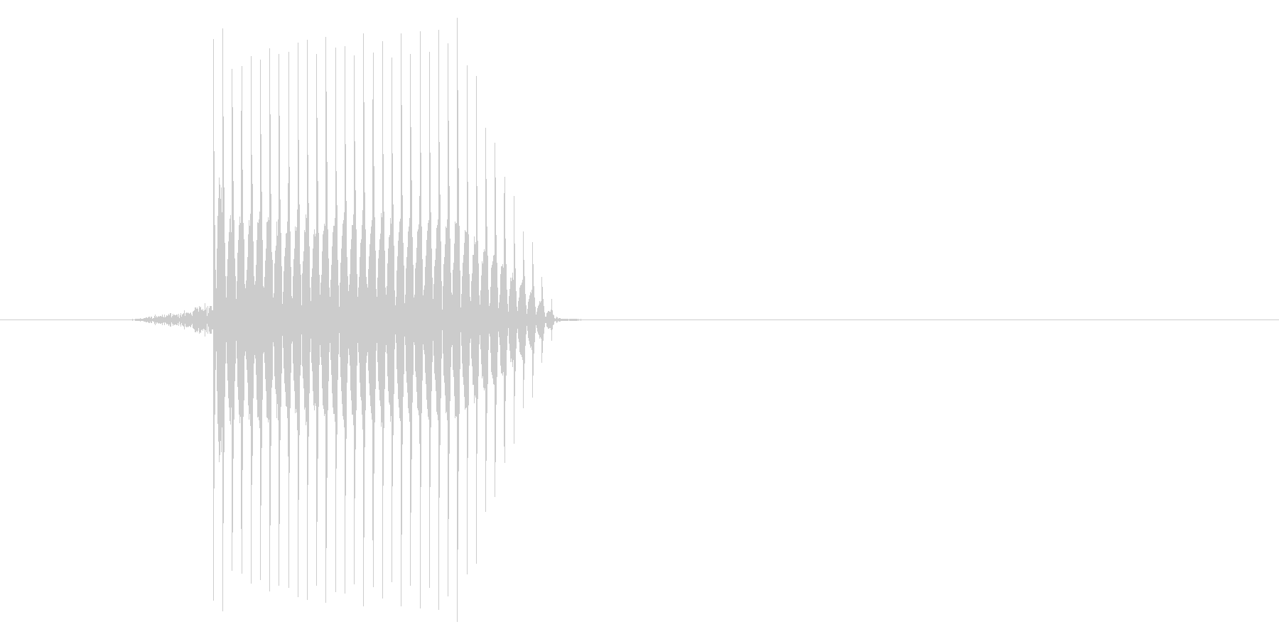ゲーム(ファミコン風)セレクト音_036の未再生の波形
