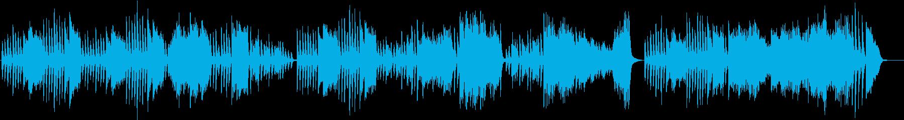 ピアノのレッスンで必ず弾くシンプルな名曲の再生済みの波形