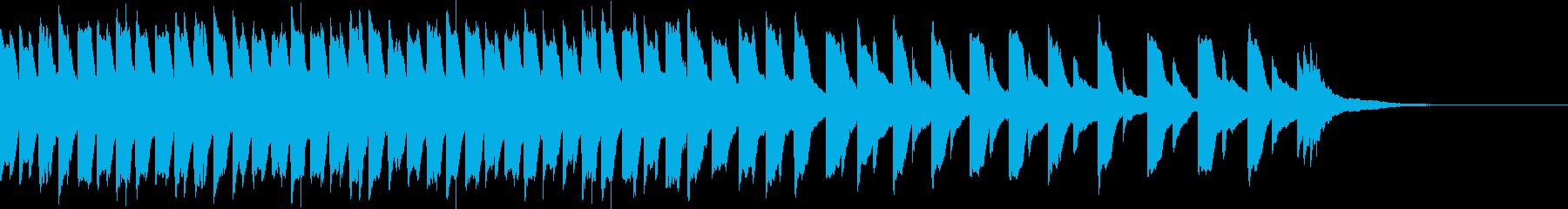 カジノスロット抽選ゲーム(秒数確定版)の再生済みの波形