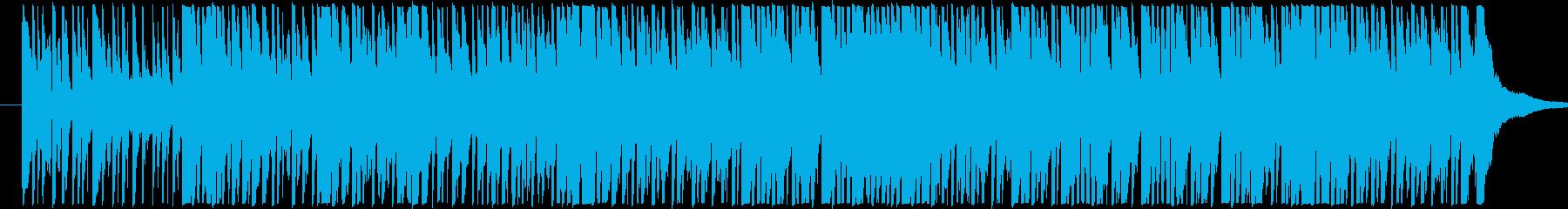 アメリカーナ・ブルースのテーマ。地...の再生済みの波形