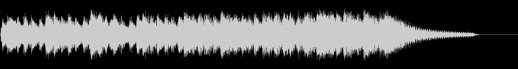 グランドピアノ:テンションアクセン...の未再生の波形