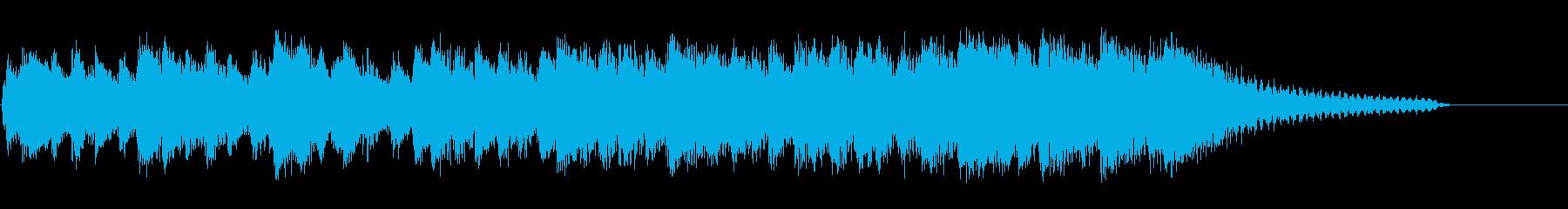 グランドピアノ:テンションアクセン...の再生済みの波形