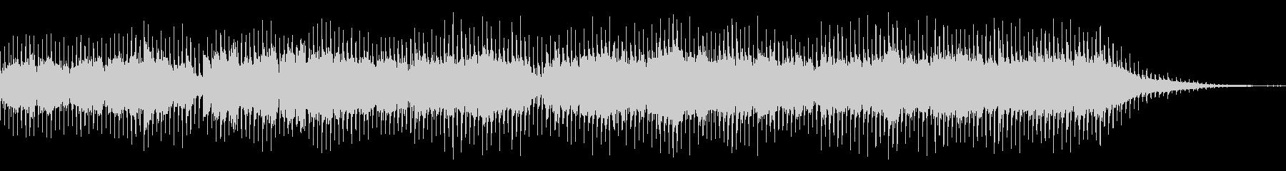 チェロとアコギの癒し系カントリーBGMの未再生の波形