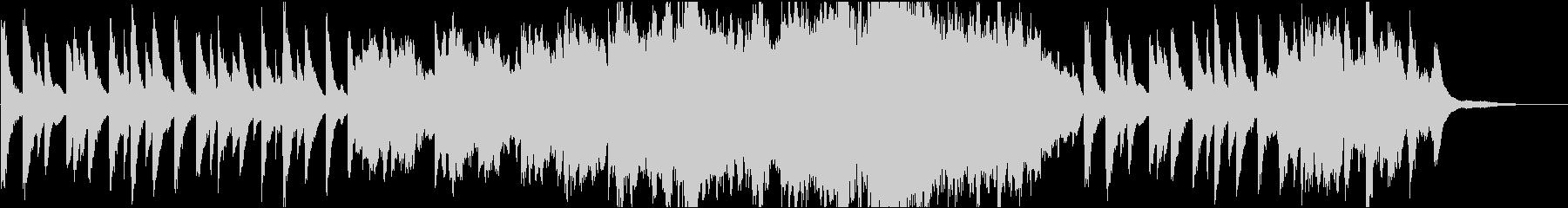 ドラマ6 16bit48kHzバージョンの未再生の波形