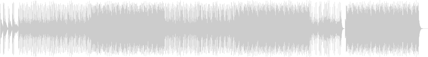和風/和楽器/掛け声(は!/よ~)/A6の未再生の波形