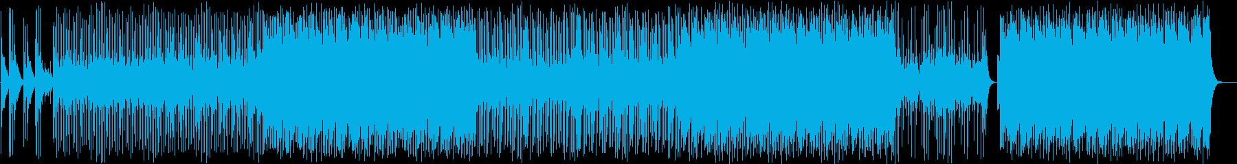 和風/和楽器/掛け声(は!/よ~)/A6の再生済みの波形