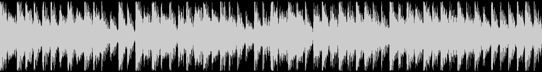 Chorus & band heartwarming short loop's unreproduced waveform