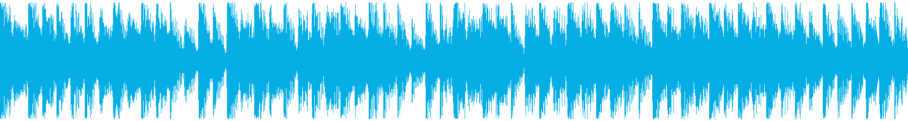 Chorus & band heartwarming short loop's reproduced waveform