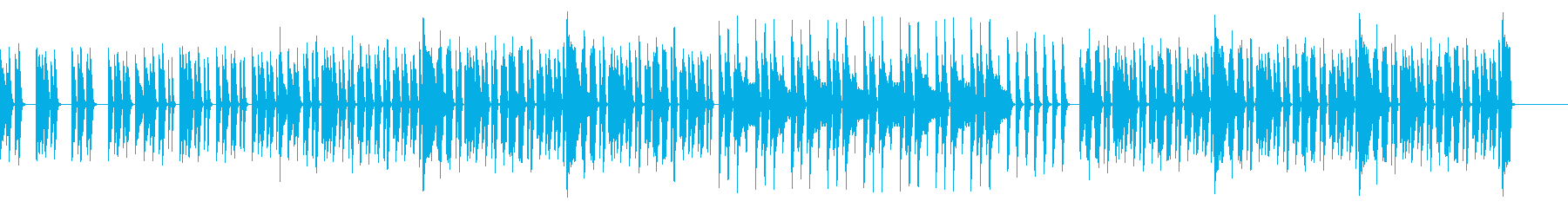 Missing play accompaniment between disappointing scenes's reproduced waveform