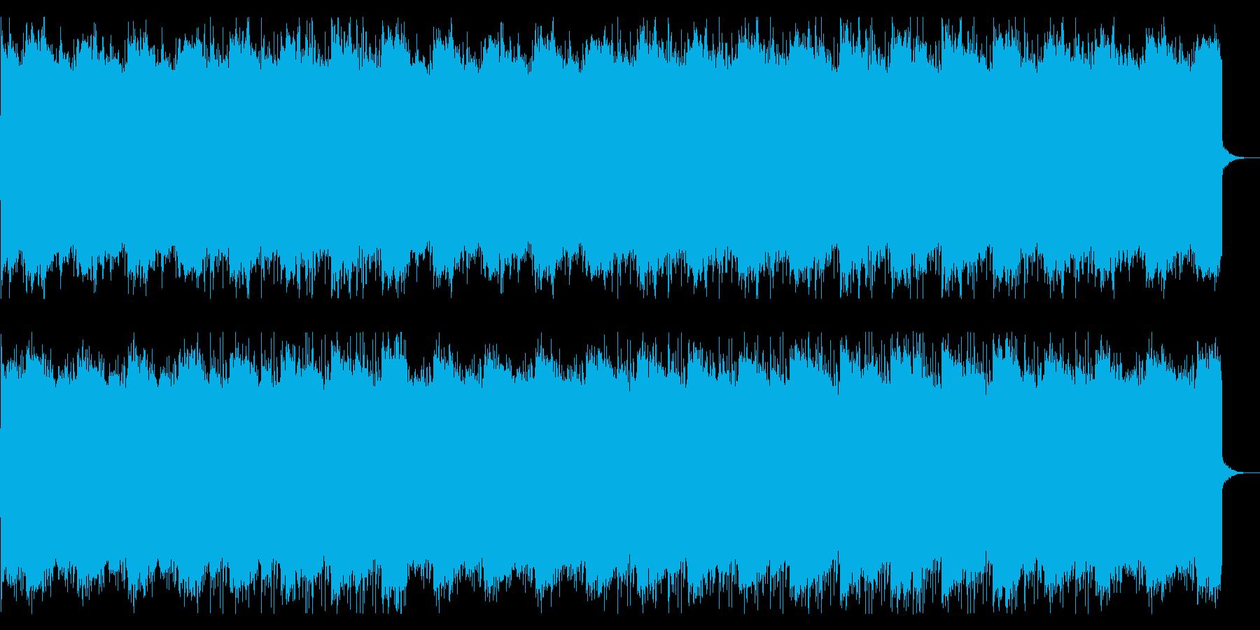 ホラー/禍々しい_No683_1の再生済みの波形