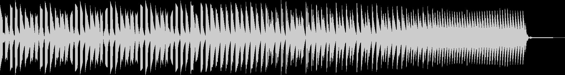AMGアナログFX4の未再生の波形