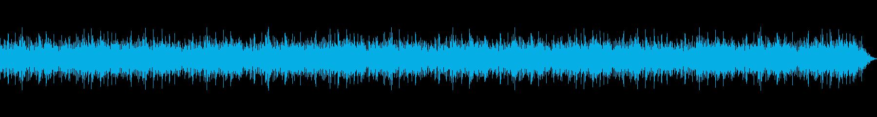 物語のハッピーエンドと共に 優しいアコギの再生済みの波形