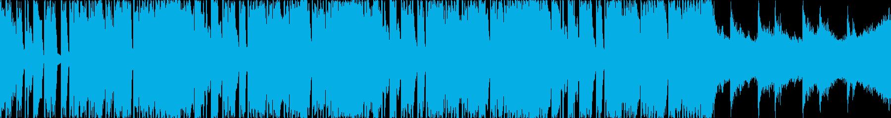 日本語おしゃれで明るいエレクトロ、Lの再生済みの波形