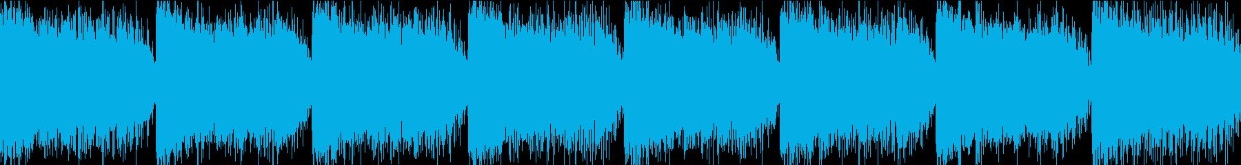 サイレン 緊急 防災 アラーム 警報 2の再生済みの波形