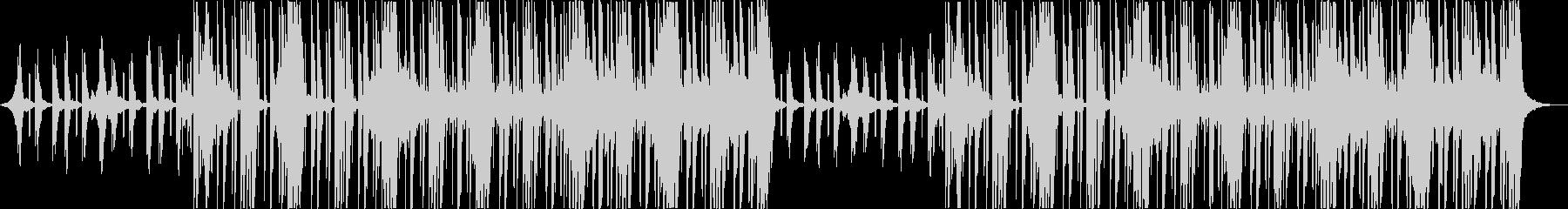 おしゃれ洋楽ヒップホップR&Bソウルbの未再生の波形