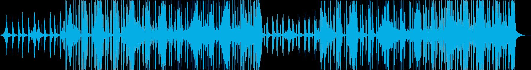 おしゃれ洋楽ヒップホップR&Bソウルbの再生済みの波形