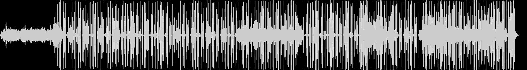 エミネム。ヒップホップ。 R&B。の未再生の波形