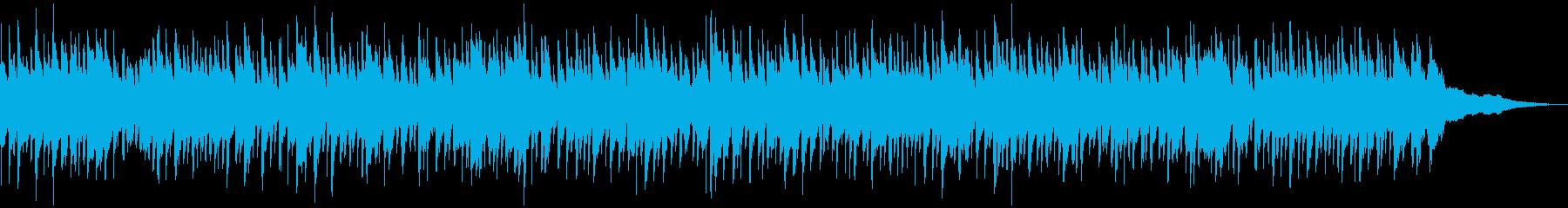 こどもの日「こいのぼり」かわいいボサノバの再生済みの波形